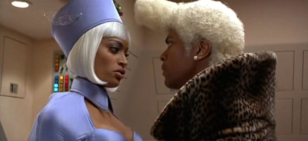 The Fifth Element Chris Tucker
