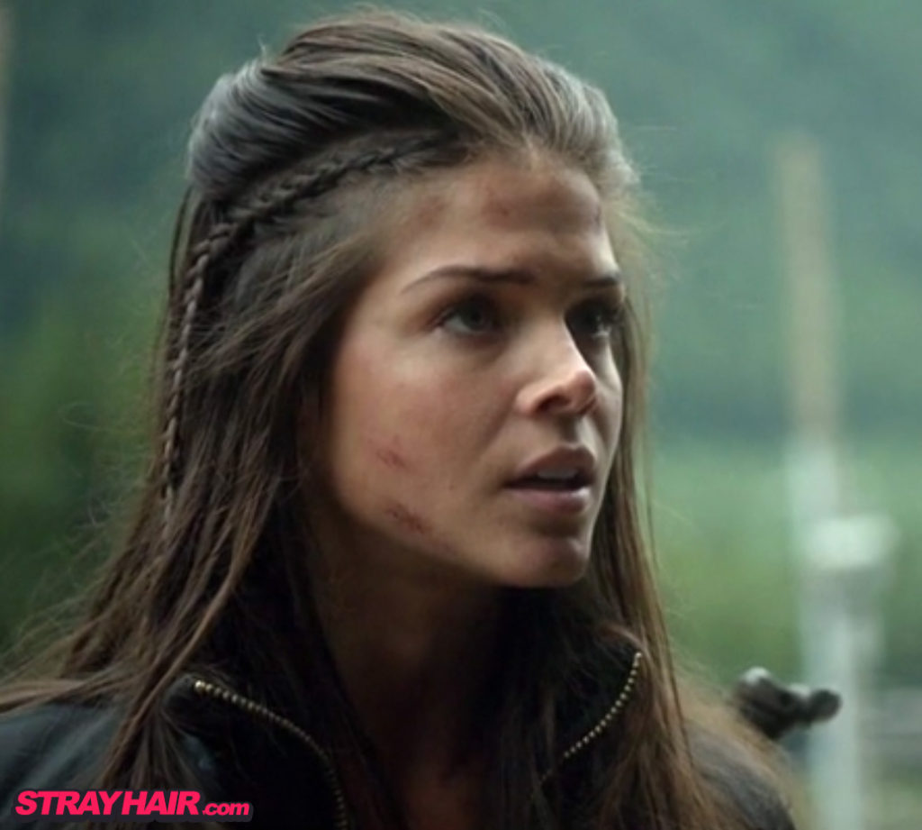 The 100 Marie Avgeropoulos Octavia