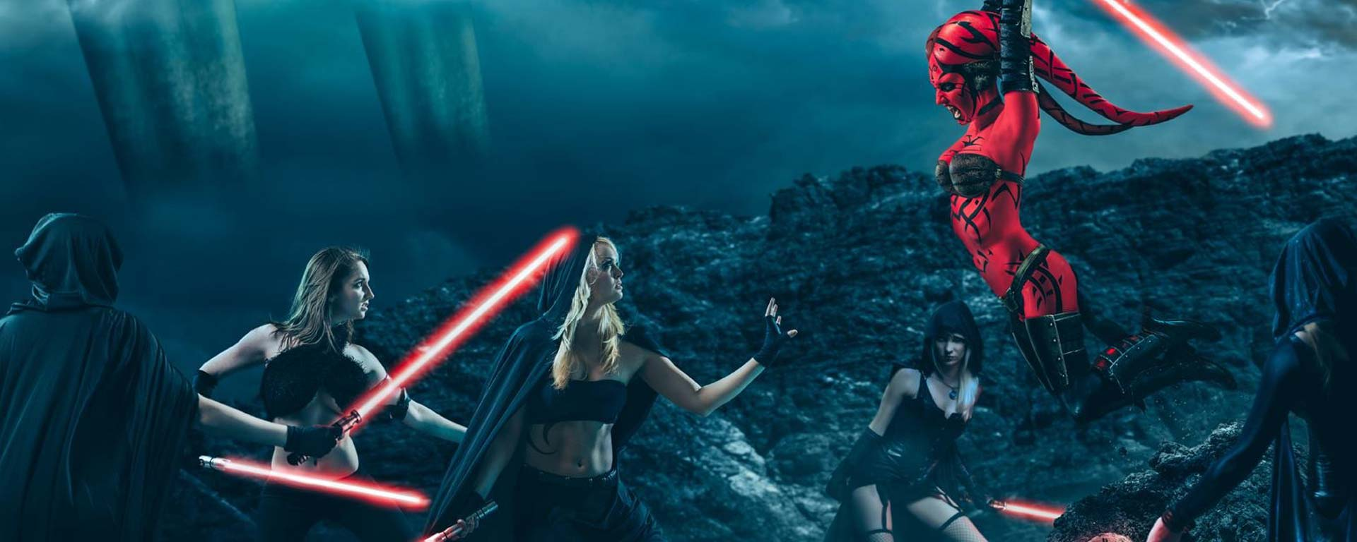 Featured Sexy StarWars Costumes and Clothing Roundup